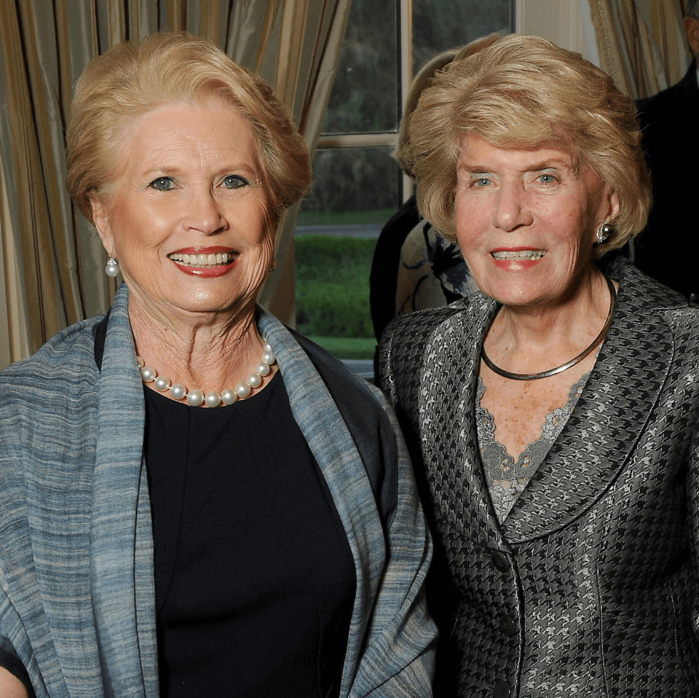Houston Hospice, Ginger Blanton,  Beverly Buckley