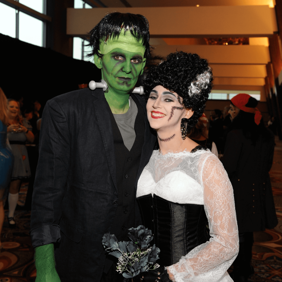 Houston, Ronald McDonald House Boo Ball, Oct. 2016, Cricket DeWalch, Daniel DeWalch