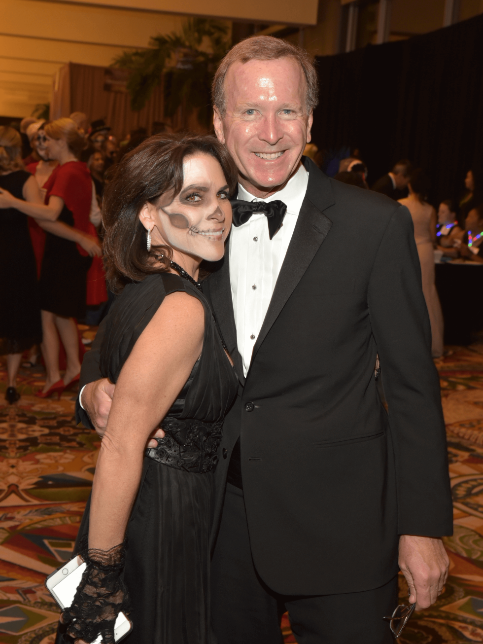 Houston, Ronald McDonald House Boo Ball, Oct. 2016, Maria Bush, Neil Bush