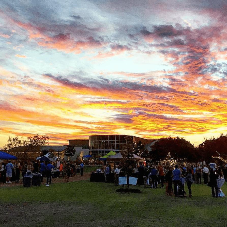 Cedar Park sunset