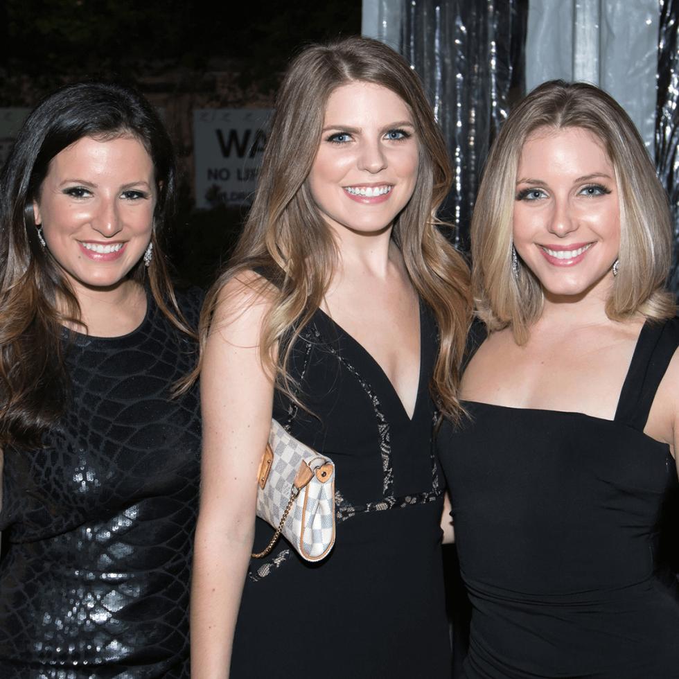 Stephani Sandridge, Kemi Probst, Samantha Schaeffer