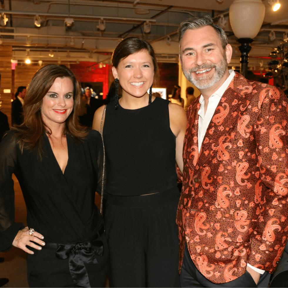 Kathy Fielder, Anne Banks Blackwell, Ken Weber