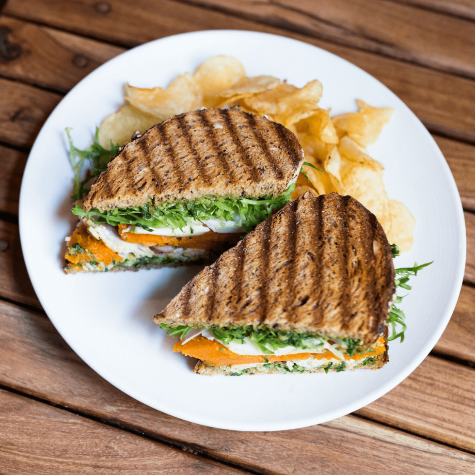 Favor Walton's Fancy & Staple Turkey Harvest Sandwich