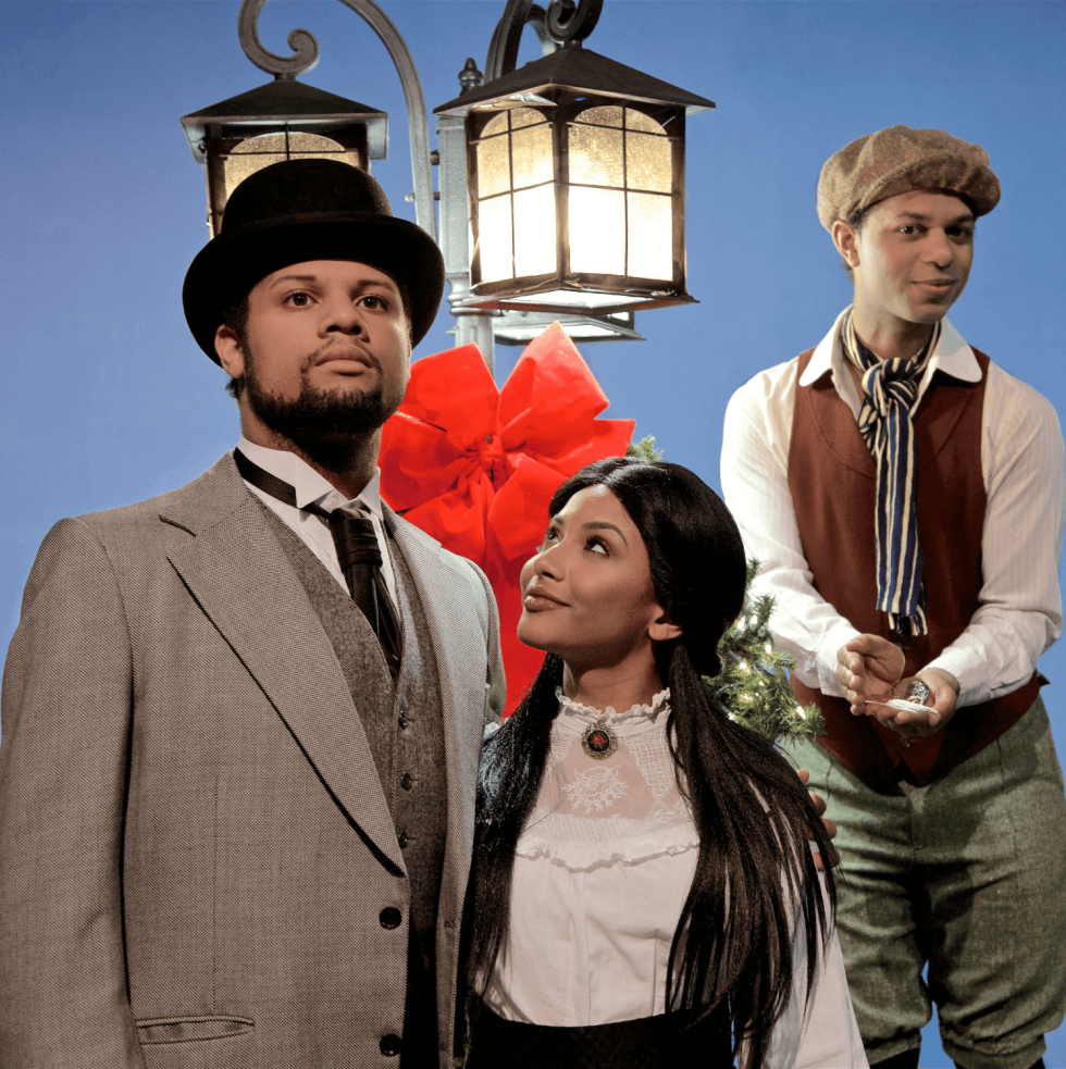 Jubilee Theatre presents The Gifts of the Magi