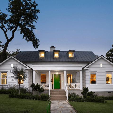 Austin home house Houzz Clarksville Palma Plaza 2016