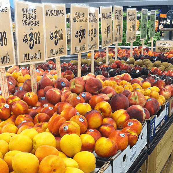 Central Market, Grocery, Food