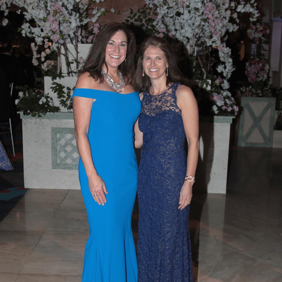 Martha Hackbarth, Michelle Bishop