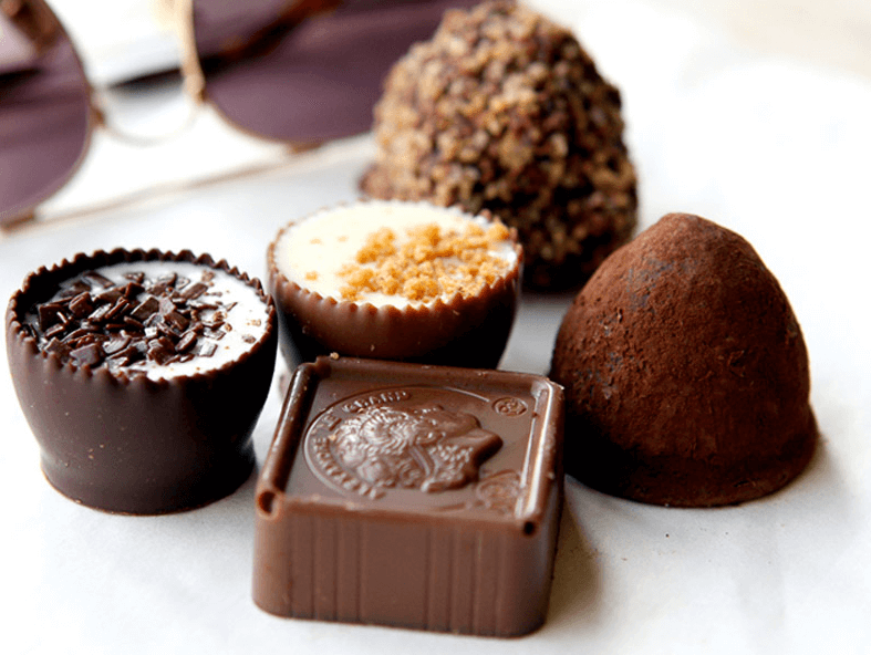 News_Gift Guide 2009_foodie_leonidas truffles_Dec 09