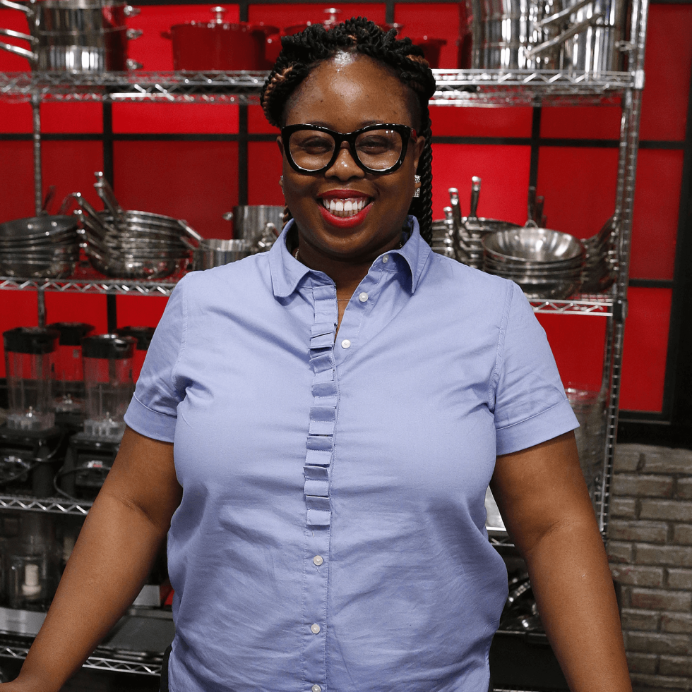 Ann Odogwu Houston contestant on Worst cooks in America
