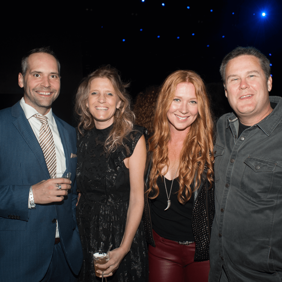 Sims Foundation Heart of the City 2016 John Riedie Heather Wagner Reed Jennifer Zavaleta Dean Wolfe