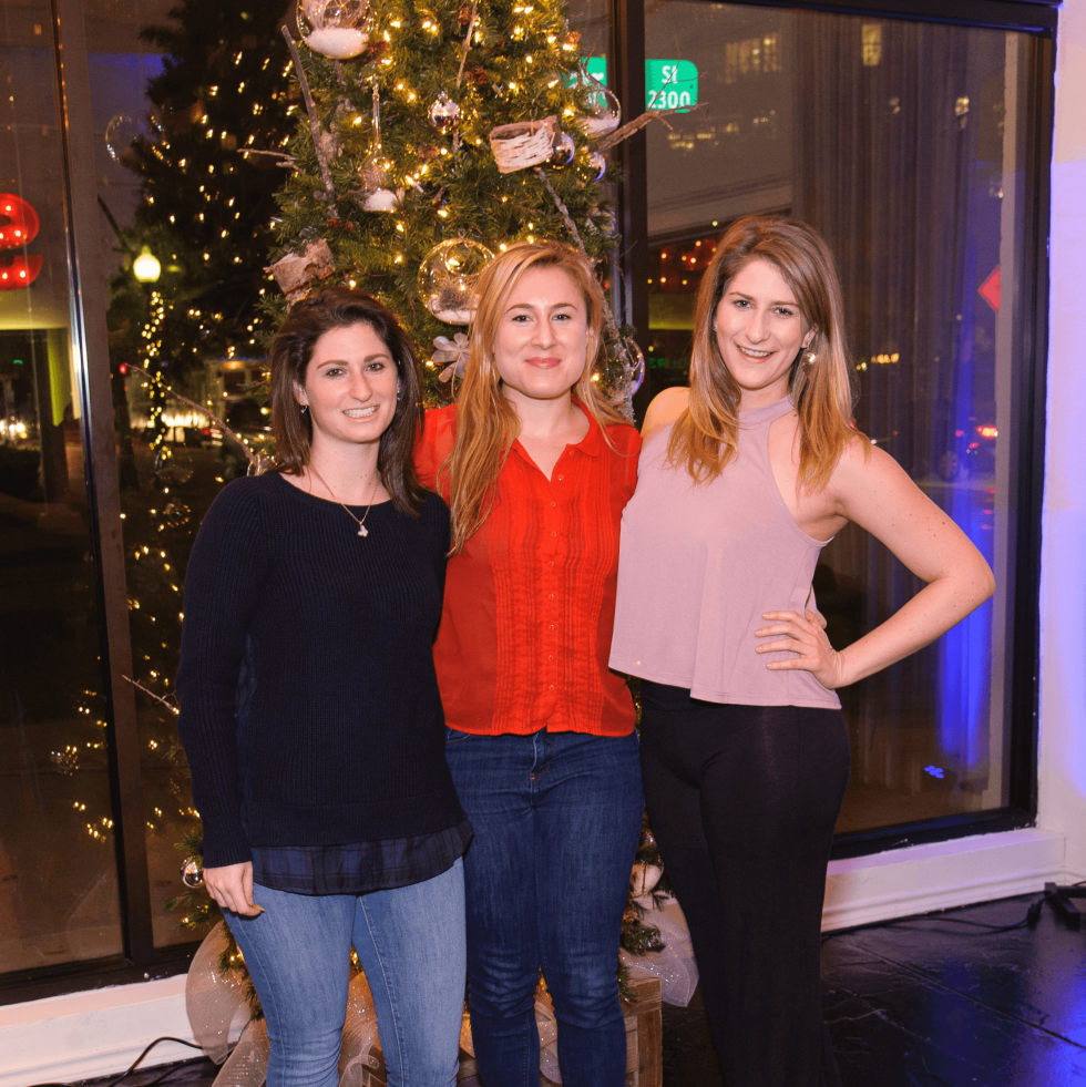 Jenna Shadowitz, Naomi Martin, Kylee Warshaw