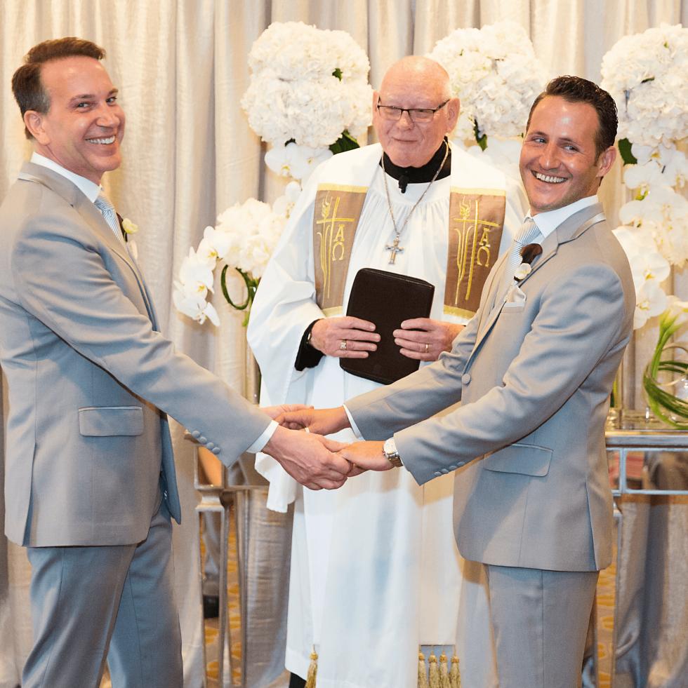 Walker, Green Wedding, Real Weddings Series