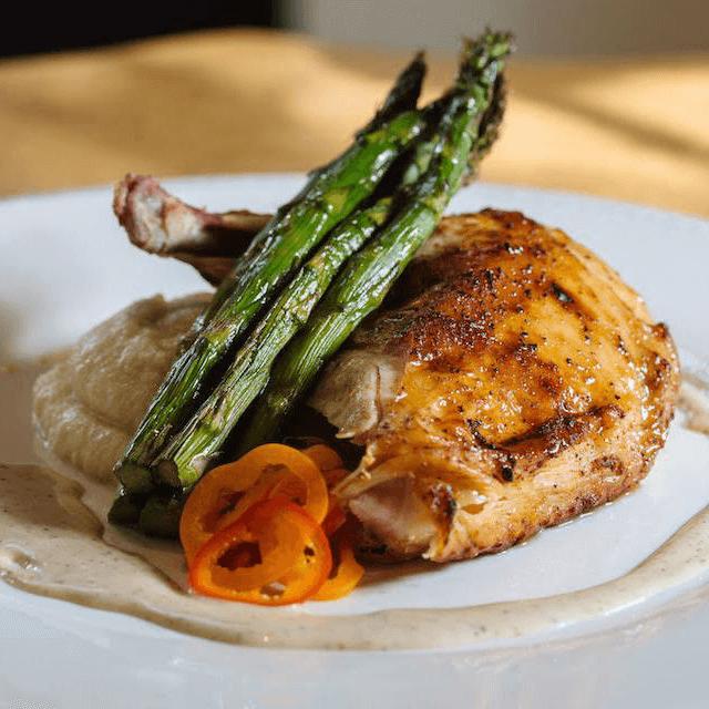 Airline chicken, Smoky Rose