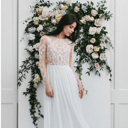 Lovely Bride Dallas Uptown