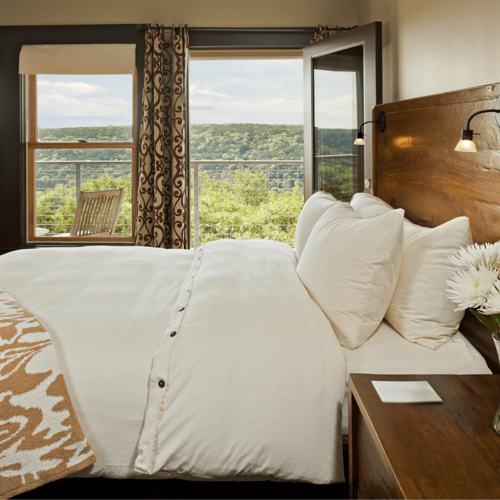 Room at Travaasa Austin