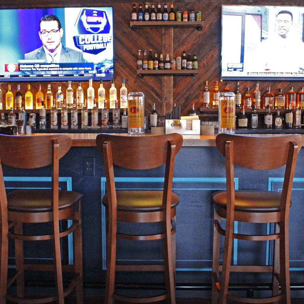 The Local Post restaurant bar Austin