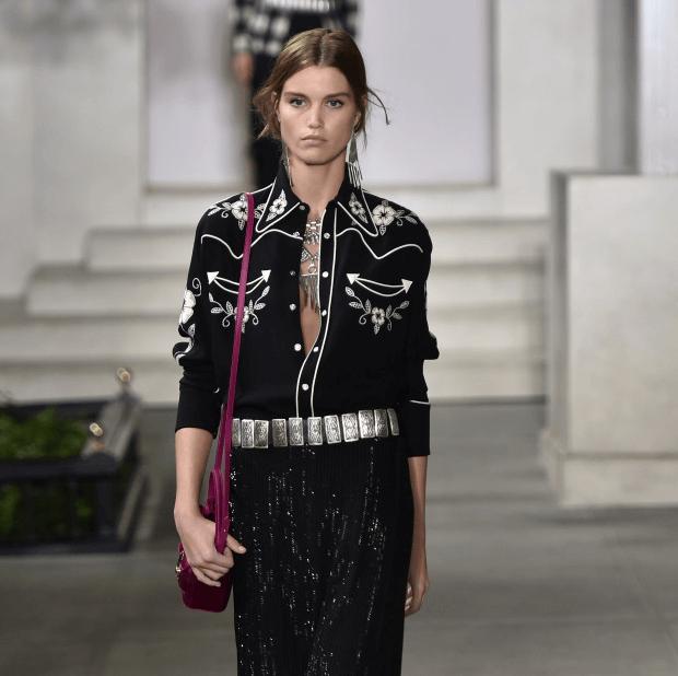 Ralph Lauren/Super Bowl Fashion