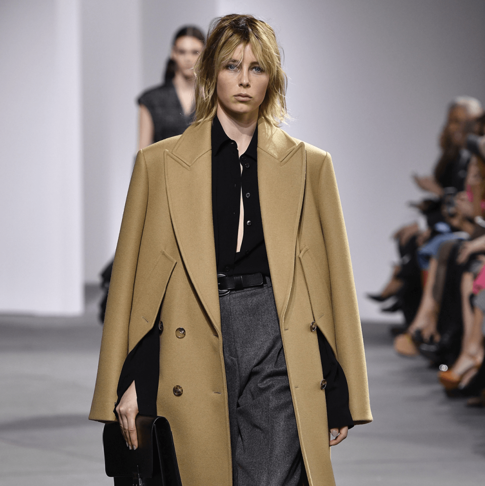 Michael Kors Collection fall 2017 look 1
