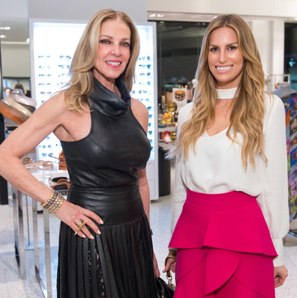 Houston, Latin Women's Initiative Fashion Show and Luncheon, feb 2017, Suzanna Brener de Stern, Blair Bentley