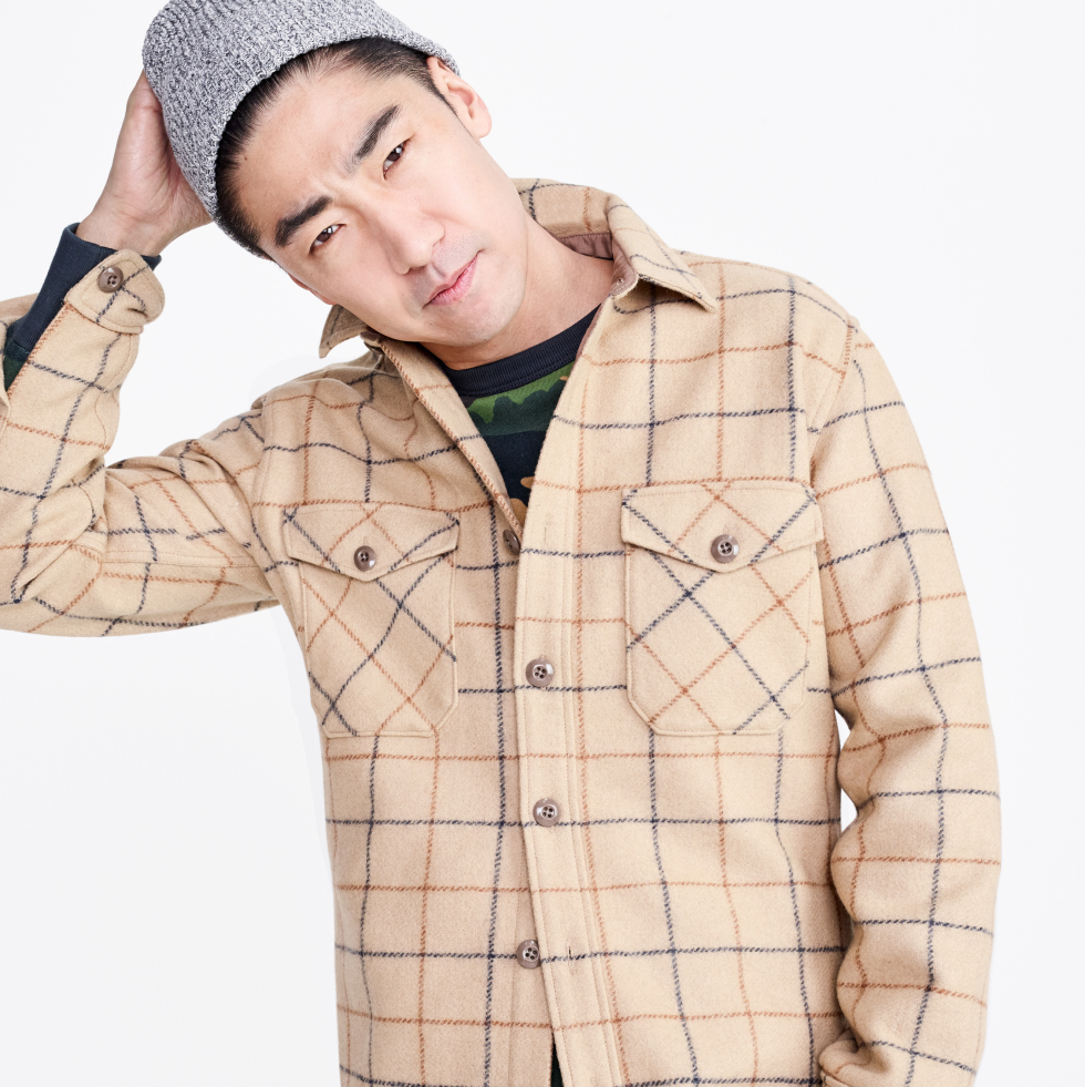 J Crew fall collection mens look 19 James
