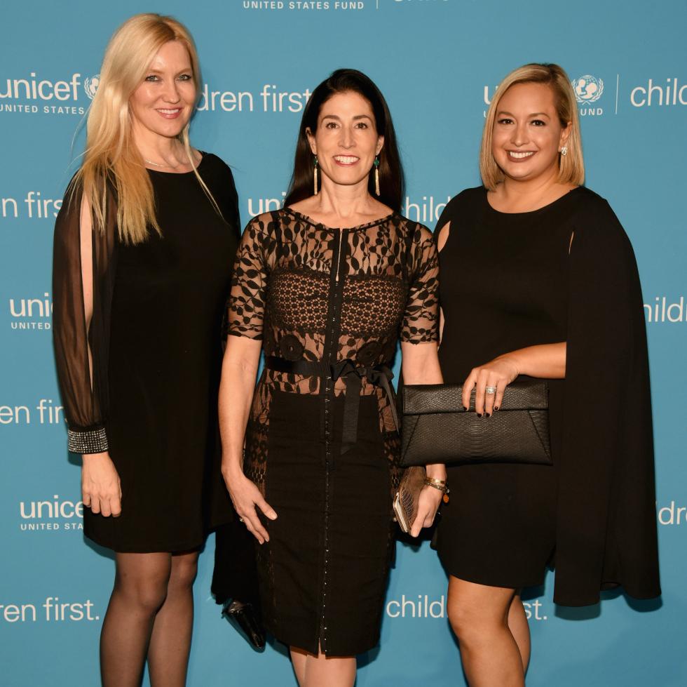 Stefanie Lathos-Polanco, Suzanne Wilcox, and Jill Surdek