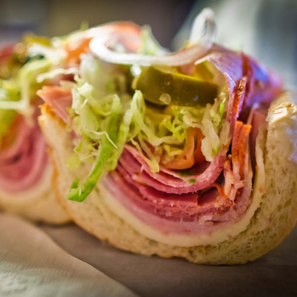 Gourmands Neighborhood Pub sandwich