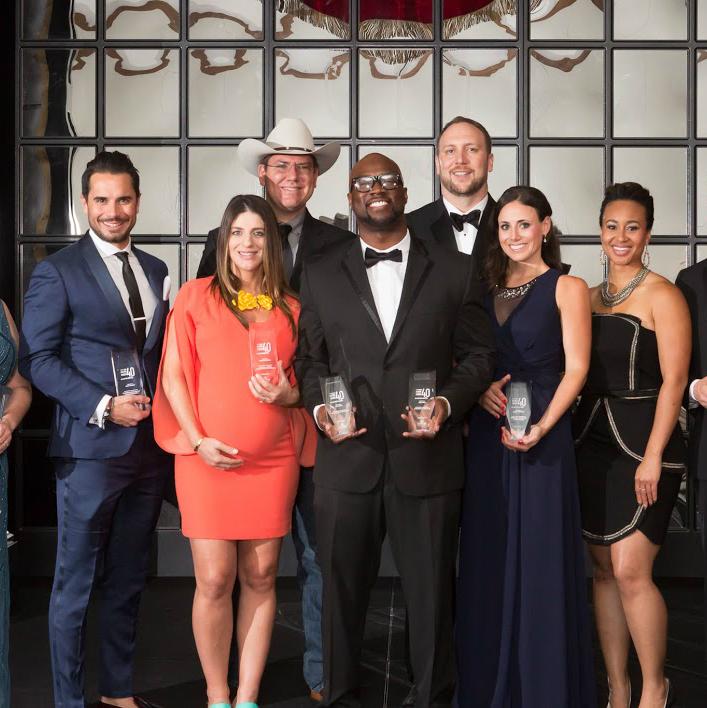 Austin Under 40 winners 2017