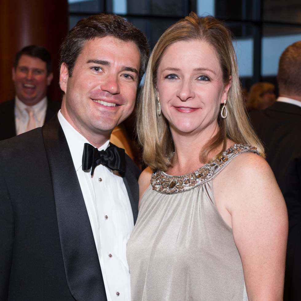 Alan and Mimi Arnold at Covenant House Gala 2017