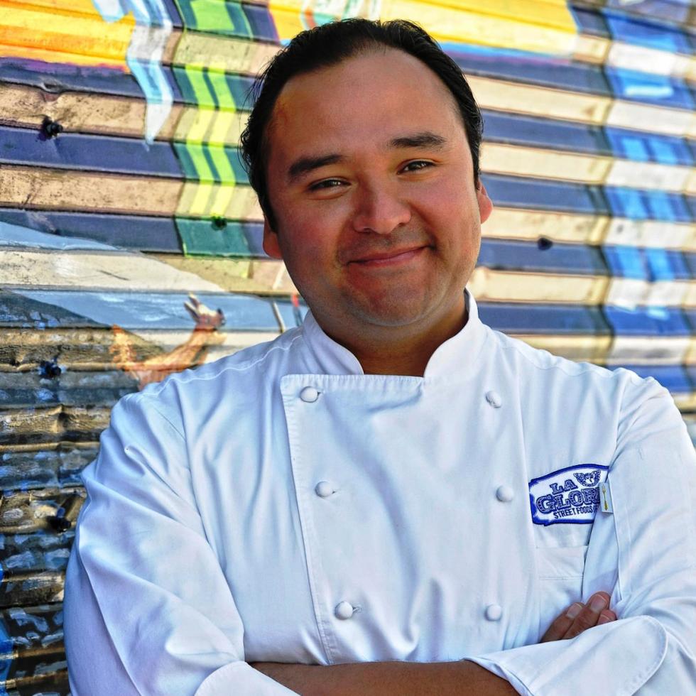Johnny Hernandez, chef, La Fruteria, Mexican restaurant, February 2013