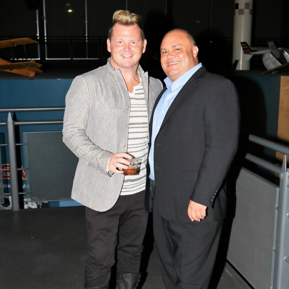 Brian Smiley, Jeff Hudson