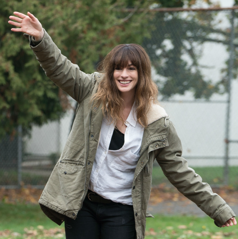 Anne Hathaway in Colossal