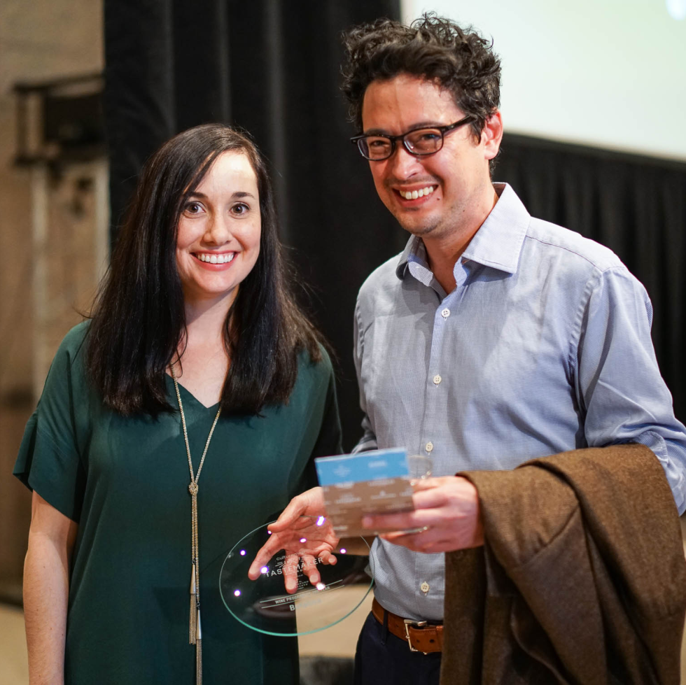 CultureMap Tastemaker Awards 2017 Wine Program of the Year Bufalina