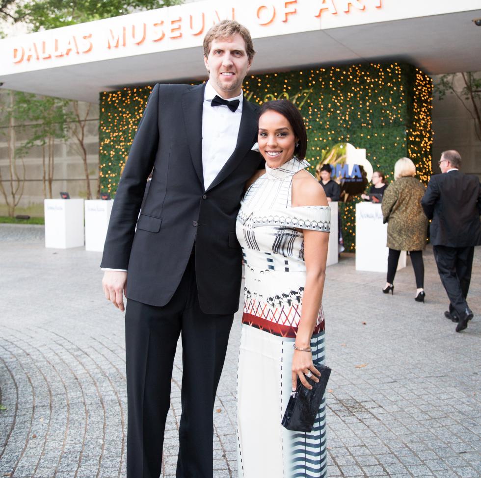 Dirk Nowitzki, Jessica Nowitzki