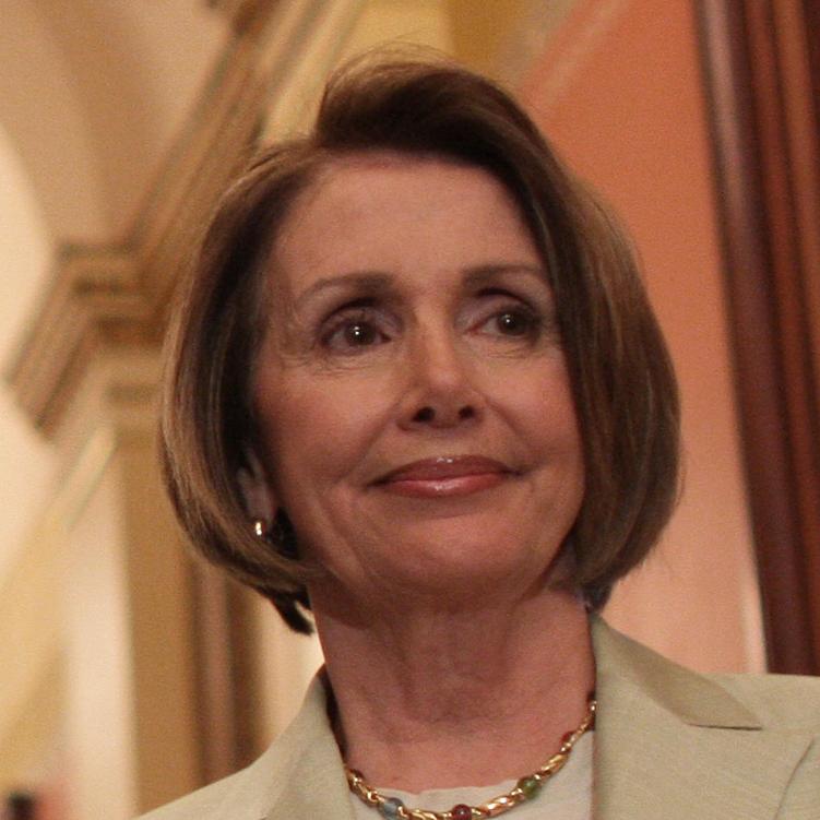 Nancy Pelosi head shot
