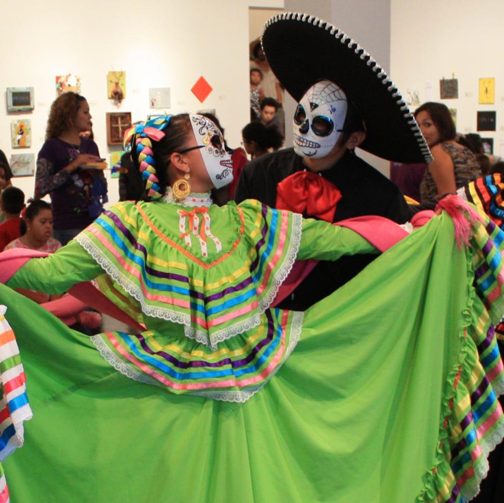 26th Annual Día de los Muertos: Family Day Fiesta