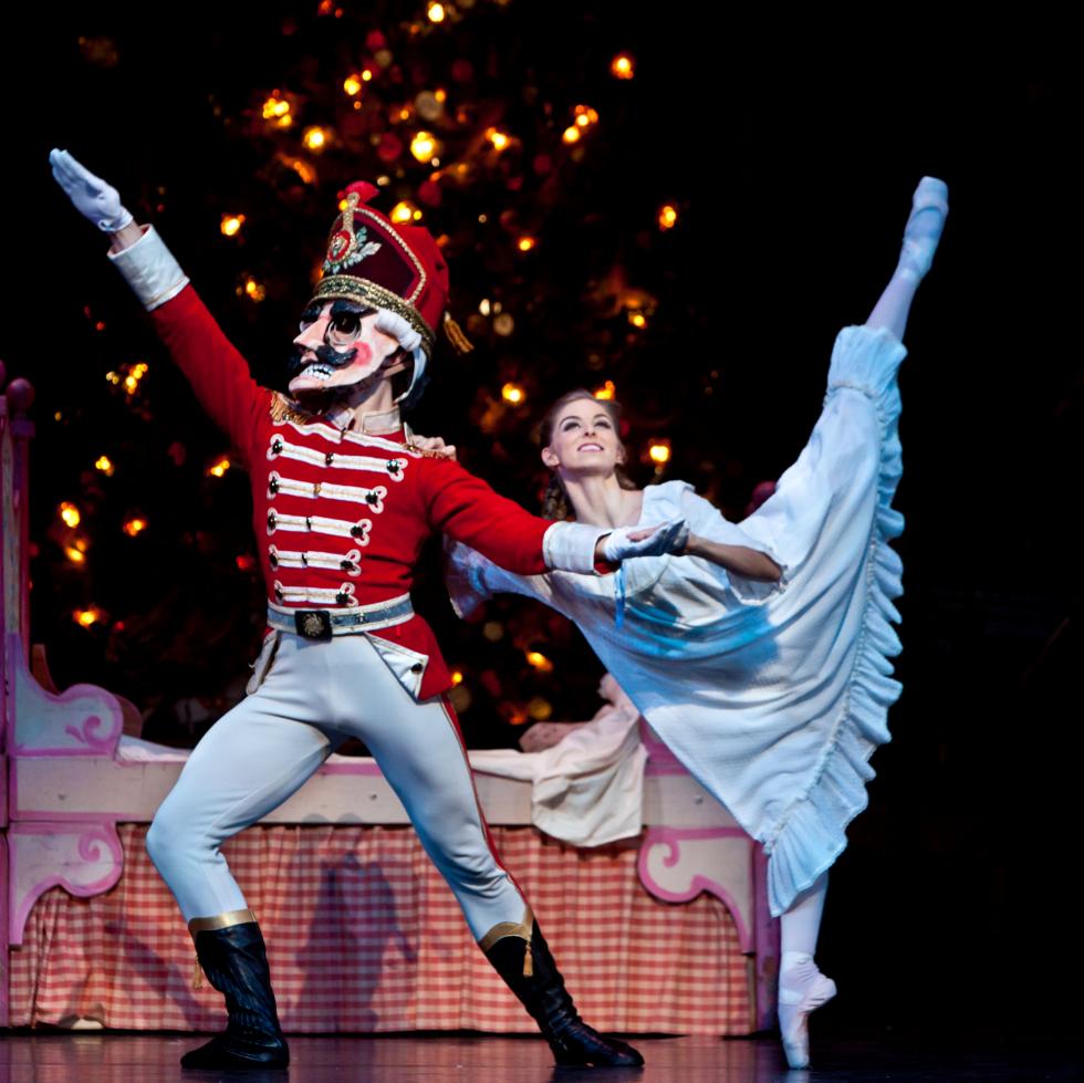 Houston Ballet Nutcracker 2013