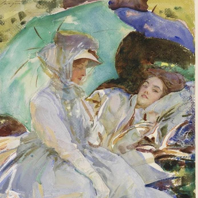 Art opening: John Singer Sargent: The Watercolors