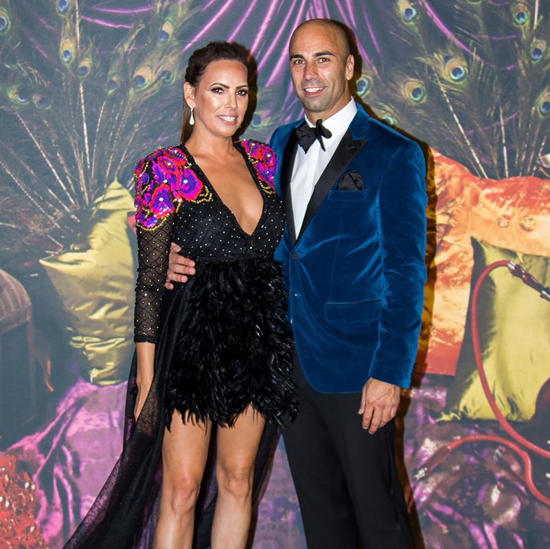 Melissa Enriquez, Brian Ramos