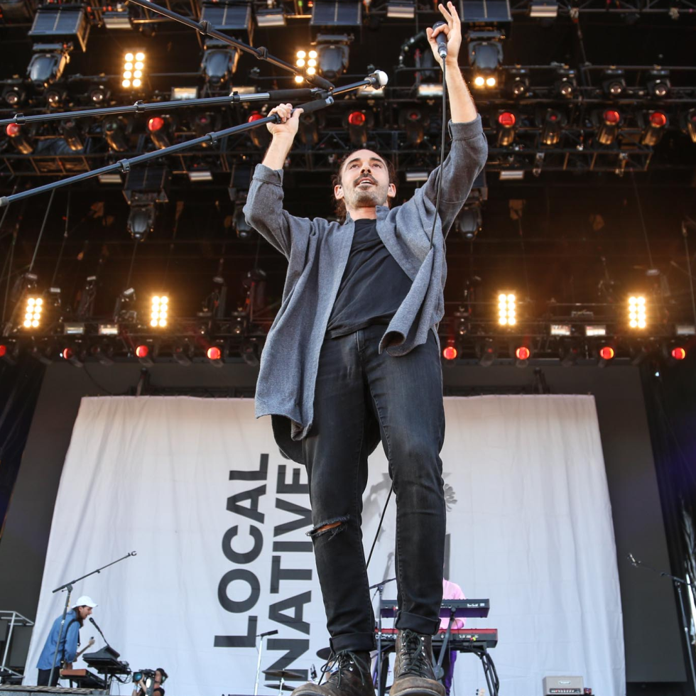 Austin City Limits Festival 2016 Weekend Two Local Natives