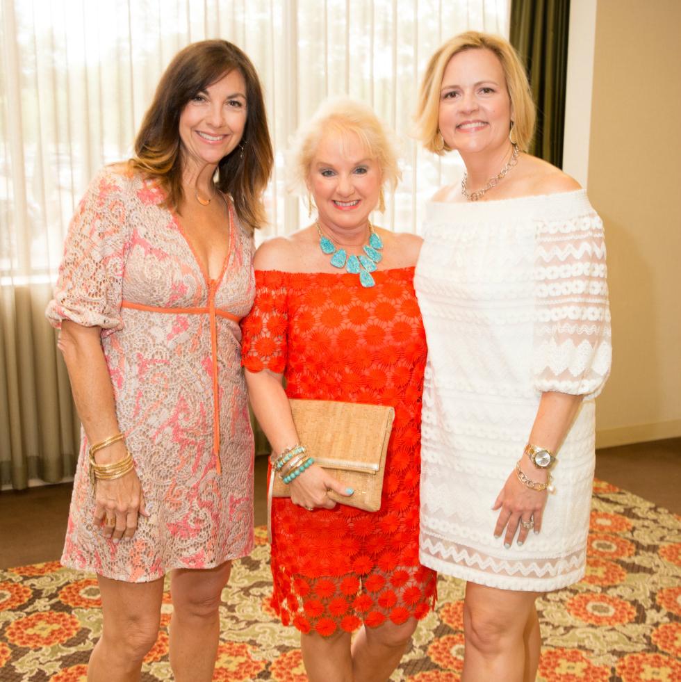 Nancy Dobbs, Terri Bass, Tanya McDonald