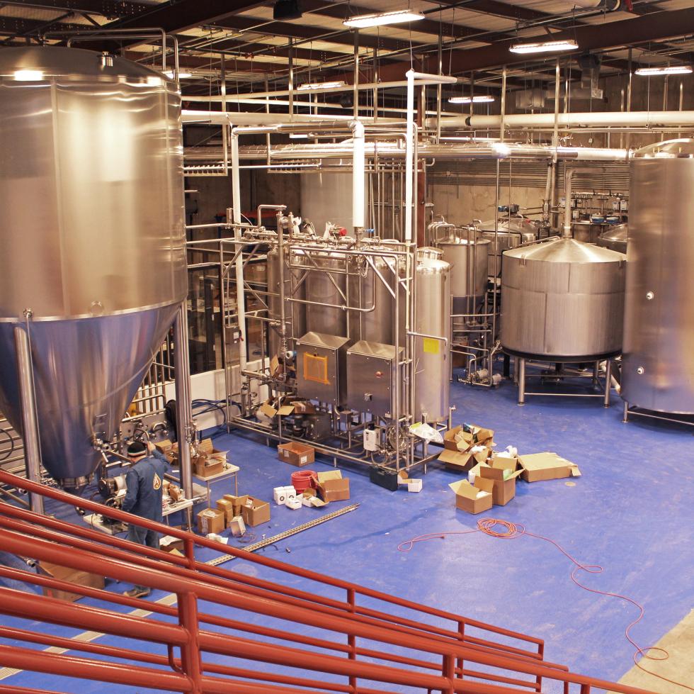 Austin Beerworks brewery