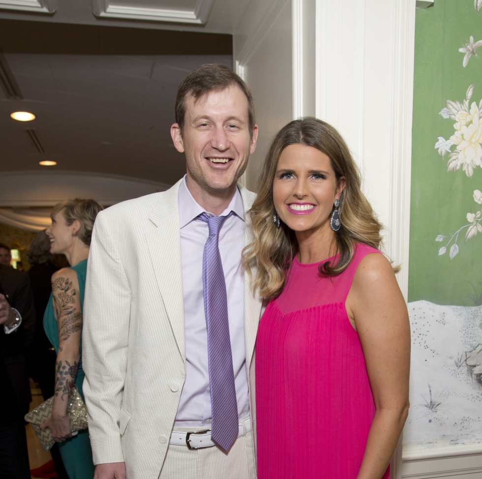 Leukemia & Lymphoma Society gala, 4/16, Catie Ross, Brian Ross