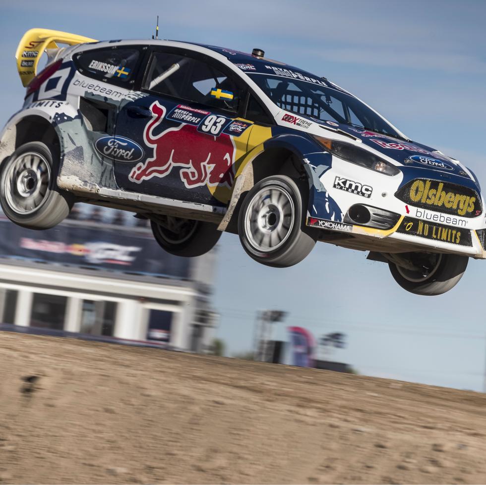Red Bull GRC Race