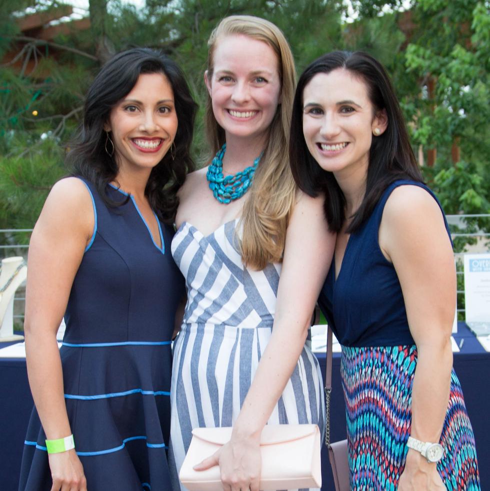 Urban Green Overboard party, Kati Kynak, Sharon Griffin, Chelsea Matter