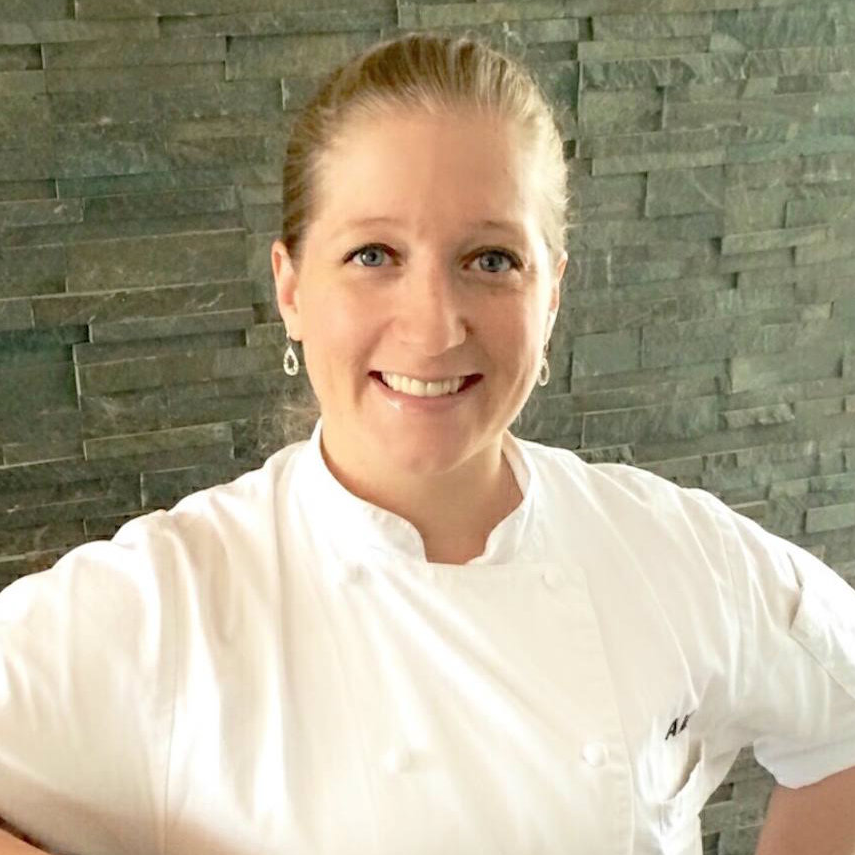 Front Room Tavern pastry chef Alison Morse