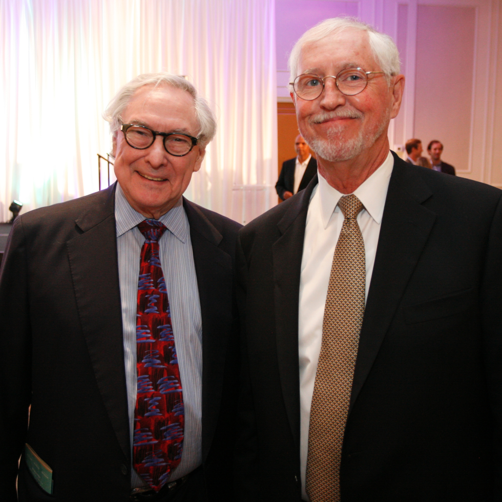 Houston, Menninger Clinic Annual Luncheon, May 2016, Dr. Bud Frazier, Ian Aitken
