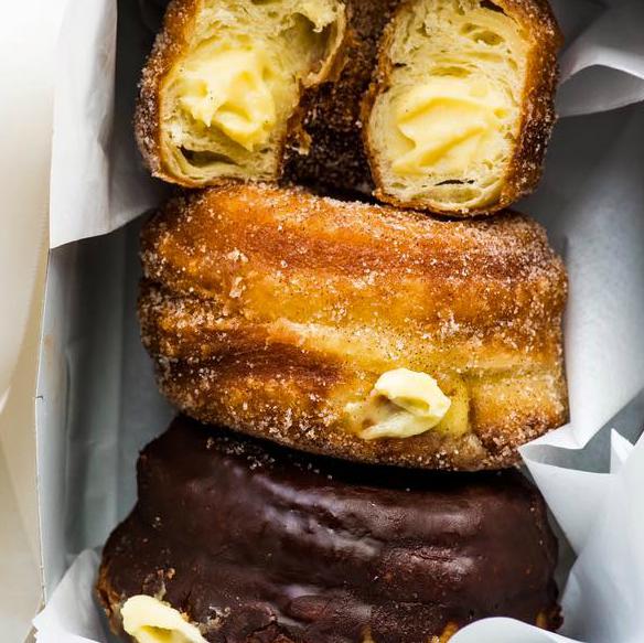La Patisserie Austin bakery cronut ConBrio