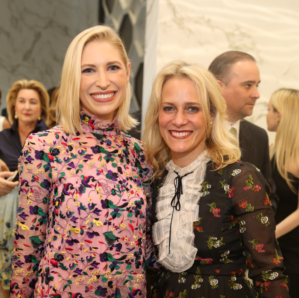 Saks MD Anderson benefit 4/16, Isabel David, Tracy Margolies