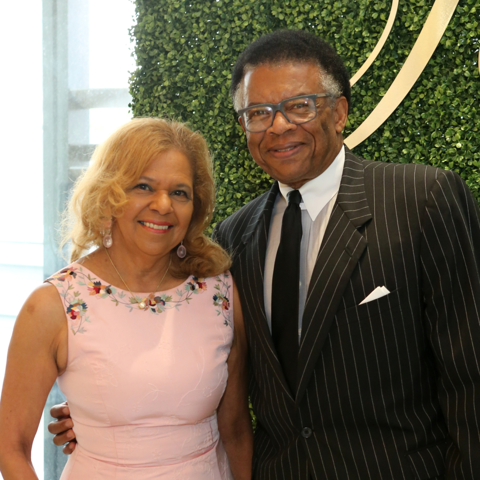 Saks Opening Dinner for HGO 4/16,  Yvonne Cormier, Rufus Cormier