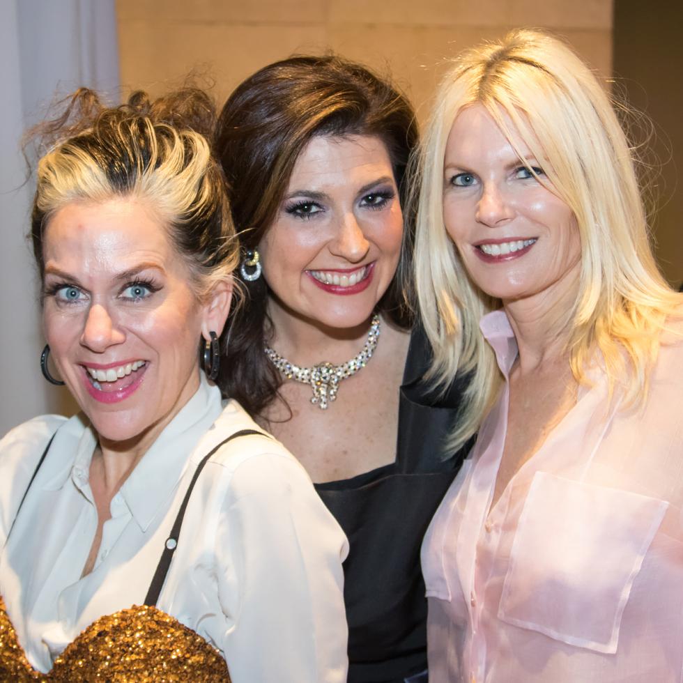 Lucy Wrubel, Capera Ryan, Susan Roth
